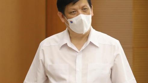 Bộ trưởng Bộ Y tế: Sẽ chuyển sang tấn công để dập dịch COVID-19