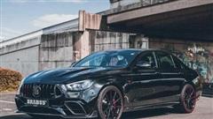 Mercedes-AMG E 63 S tăng sức mạnh động cơ với gói độ Brabus
