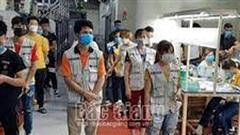 Khẩn cấp tìm người đi trên 4 xe đưa đón công nhân tại ổ dịch nguy hiểm Shin Young