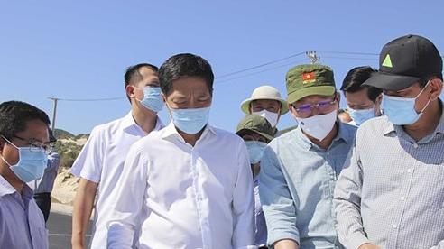Khu kinh tế Vân Phong phải giữ vai trò đầu tàu hút đầu tư