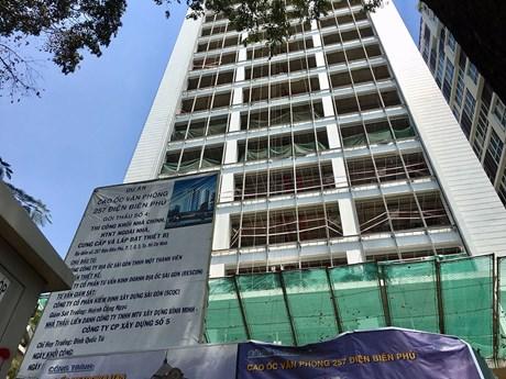 Thành phố Hồ Chí Minh: Xử lý vi phạm tại Tổng Công ty Địa ốc Sài Gòn