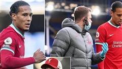Van Dijk thông báo không tham dự VCK EURO, Liverpool thở phào