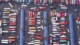 TP.HCM: Dừng hoạt động xe khách đến các tỉnh có dịch Covid-19