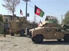 Lực lượng Taliban đánh chiếm cửa ngõ thủ đô Afghanistan
