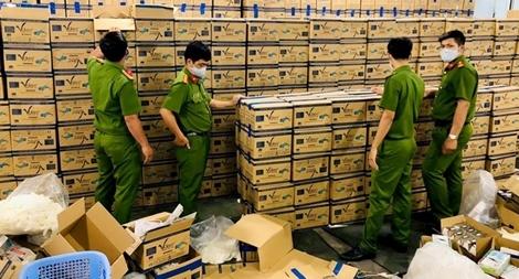 Thủ đoạn mới của buôn lậu và gian lận thương mại
