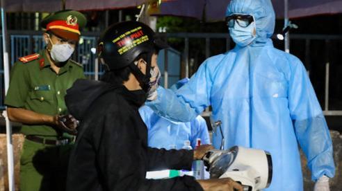 TP Hồ Chí Minh: Lập chốt kiểm soát chống dịch ở mọi cửa ngõ từ 0h ngày 15/5