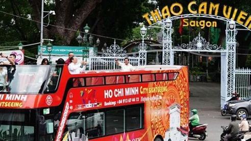 TP.HCM: Doanh thu du lịch 4 tháng đầu năm tăng 17%