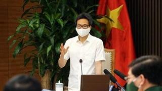Phó Thủ tướng: Phải chuẩn bị sẵn sàng các khu cách ly tập trung, tránh tình trạng cực đoan