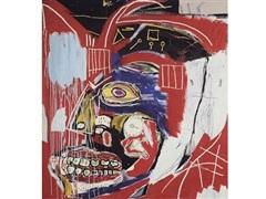 Tác phẩm của cố họa sỹ Mỹ Jean-Michel Basquiat được bán với giá kỷ lục