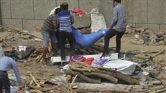 Ấn Độ tiếp tục ghi nhận hơn 4.000 ca tử vong trong ngày
