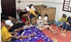 100 thanh niên nam nữ thuê phòng nghỉ để 'bay lắc', bất chấp dịch bệnh