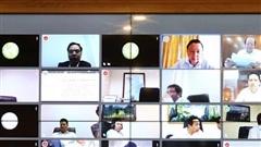 Nhiều Bộ kích hoạt họp trực tuyến để phòng chống Covid-19