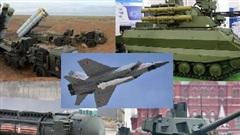 Lễ duyệt binh của Nga: Mỹ quan tâm đến vũ khí nào?