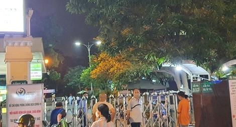 Người đàn ông rơi từ tầng 5 Bệnh viện Việt Đức tử vong