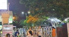 Người đàn ông rơi tầng 5 Bệnh viện Việt Đức tử vong