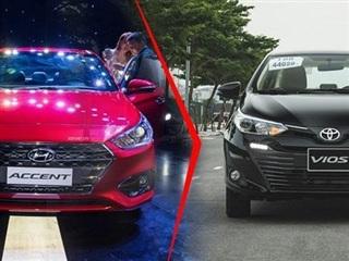 10 ôtô bán nhiều nhất tháng Tư: Accent vượt mặt 'Vua doanh số'