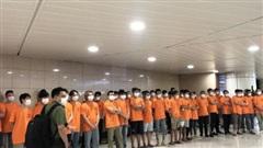 TP Hồ Chí Minh trục xuất 52 người Trung Quốc nhập cảnh trái phép