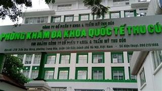 Bệnh viện Thu Cúc vi phạm nghiêm trọng khi từ chối khám cho BN có yếu tố dịch tễ?