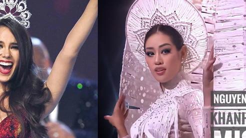 Miss Universe 2018 Catriona Gray nói gì khi chọn Việt Nam mà không phải Philippines trong Trang phục dân tộc?