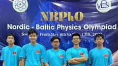 Học sinh Hà Nội đoạt huy chương Kỳ thi Olympic vật lý Bắc Âu - Baltic