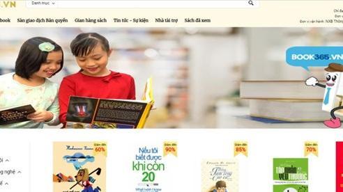 Hàng chục ngàn bản sách được trợ giá tới 90%