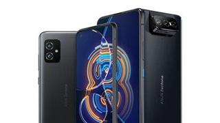 Asus ra mắt bộ đôi ZenFone 8