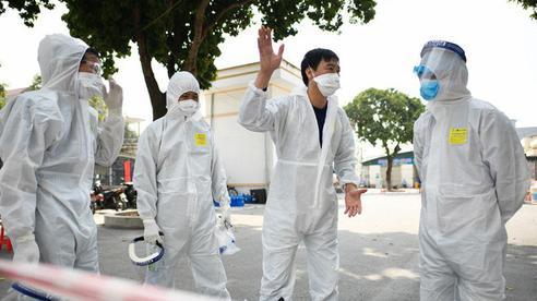 Một bác sĩ BV Phổi Trung ương từ Đà Nẵng về dương tính SARS-CoV-2