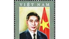 Phát hành bộ tem kỷ niệm 100 năm Ngày sinh nhà ngoại giao Nguyễn Cơ Thạch