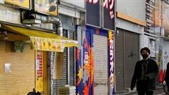 Số ca nhiễm mới COVID-19 tăng nhanh chóng tại các địa phương Nhật Bản