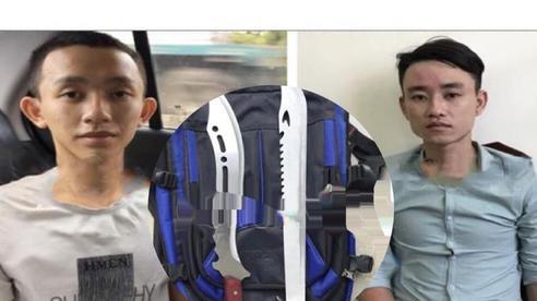 Bắt khẩn cấp 2 kẻ chém nam công nhân trong KCN Long Thành