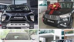 Phân khúc MPV tháng 4: Suzuki Ertiga 'đội sổ', doanh số Kia Sedona bết bát