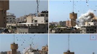 F-35I mang bom siêu chính xác không kích Hamas?