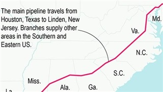 Colonial Pipeline trả 5 triệu USD cho vụ tấn công tin tặc?