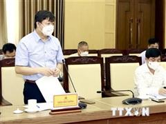 Bộ Y tế hỗ trợ tỉnh Vĩnh Phúc phòng, chống dịch COVID-19