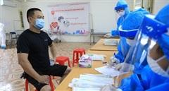 Hà Nội xét nghiệm COVID-19 cho người từ Đà Nẵng về