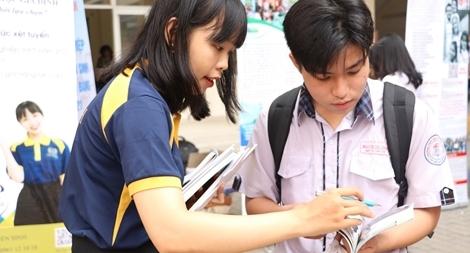 Học sinh có 3 ngày rà soát lại thông tin đăng ký dự thi vào lớp 10