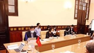 Quốc tế với những bước tiến mới trong vấn đề Biển Đông