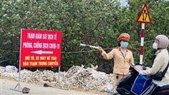 Thừa Thiên - Huế đính chính thông tin 'tuyệt đối không tiếp nhận công dân đến/về từ Đà Nẵng'