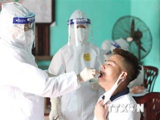 Thêm 20 ca mắc COVID-19 trong nước, riêng Bắc Giang có 15 ca