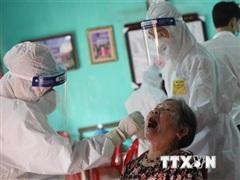 200 bác sỹ tình nguyện Quảng Ninh sang hỗ trợ Bắc Giang chống dịch