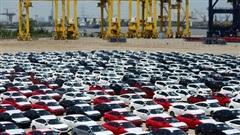 Trung bình mỗi tháng, Việt Nam nhập khẩu 12.540 chiếc ô tô
