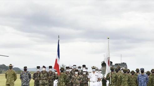 Mỹ-Nhật-Pháp tập trận: Khi Ấn Độ Dương-Thái Bình Dương là mẫu số chung