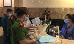 Phạt 7 người Trung Quốc vi phạm về cách ly