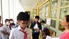 Chưa kiểm tra học kỳ lớp 5, lấy gì để sơ tuyển vào lớp 6 ở Hà Nội?