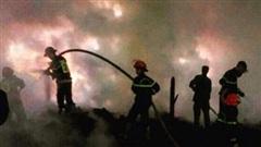 Tự hào là lính cứu hỏa