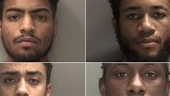 Lên kế hoạch giết chết một thiếu niên 15 tuổi, 4 bị cáo lĩnh án