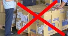 Khốn khổ vì 'thùng hàng' từ nước ngoài