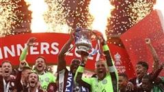 Hạ gục Chelsea, Leicester lần đầu giành Cúp FA