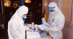 Thêm 6 ca mắc COVID-19 tại Bệnh viện K và Hưng Yên
