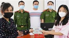 Hà Tĩnh: Học sinh lớp 7 nhặt được gần 30 triệu đồng trả lại cho người đánh rơi